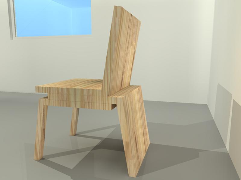 cadeira três peças 02