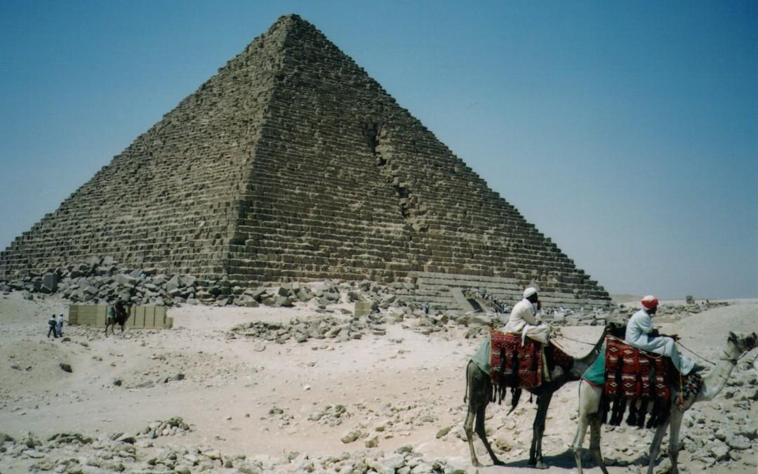 Cidade do Cairo em 2003