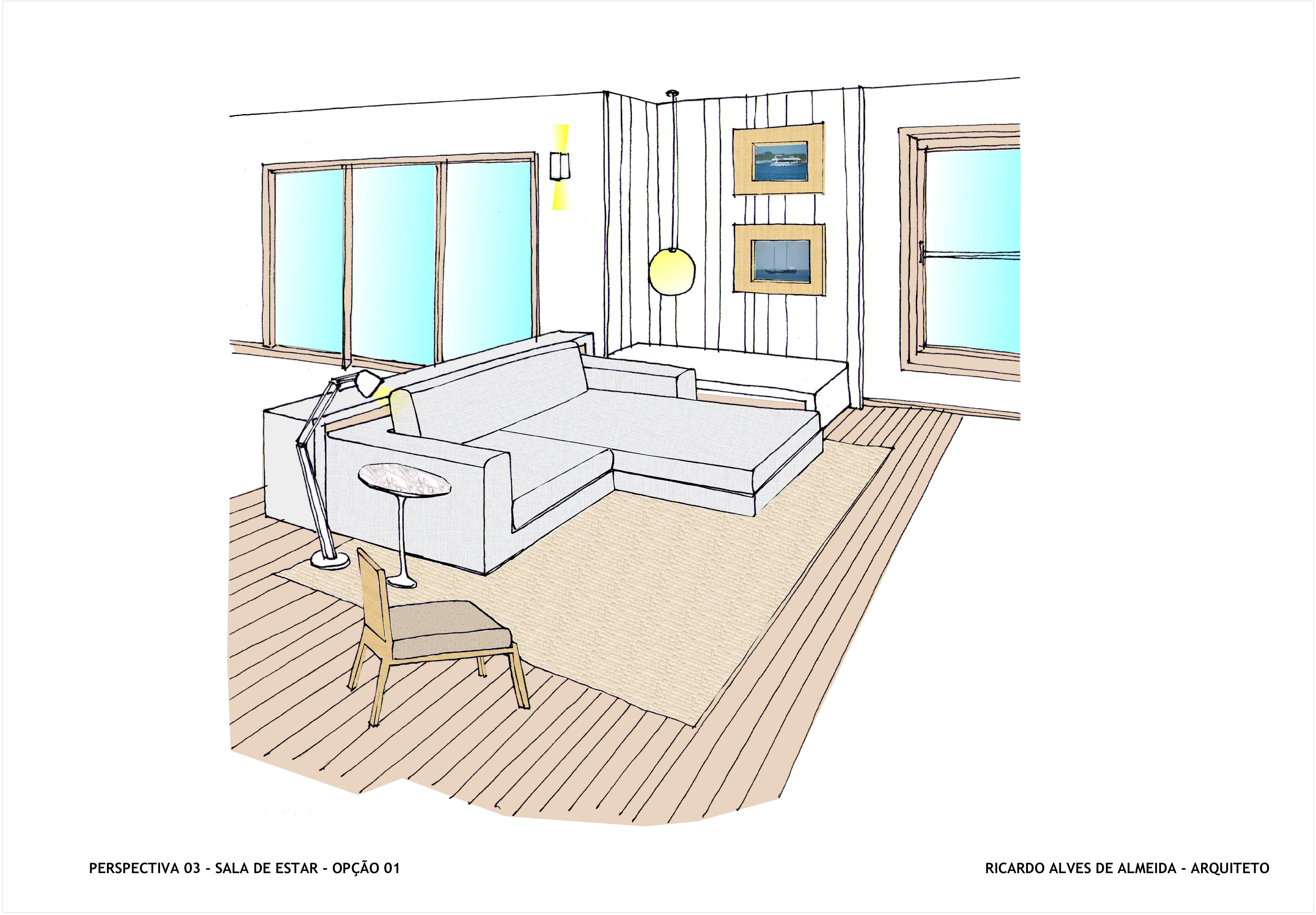 sala de estar - opção 01b