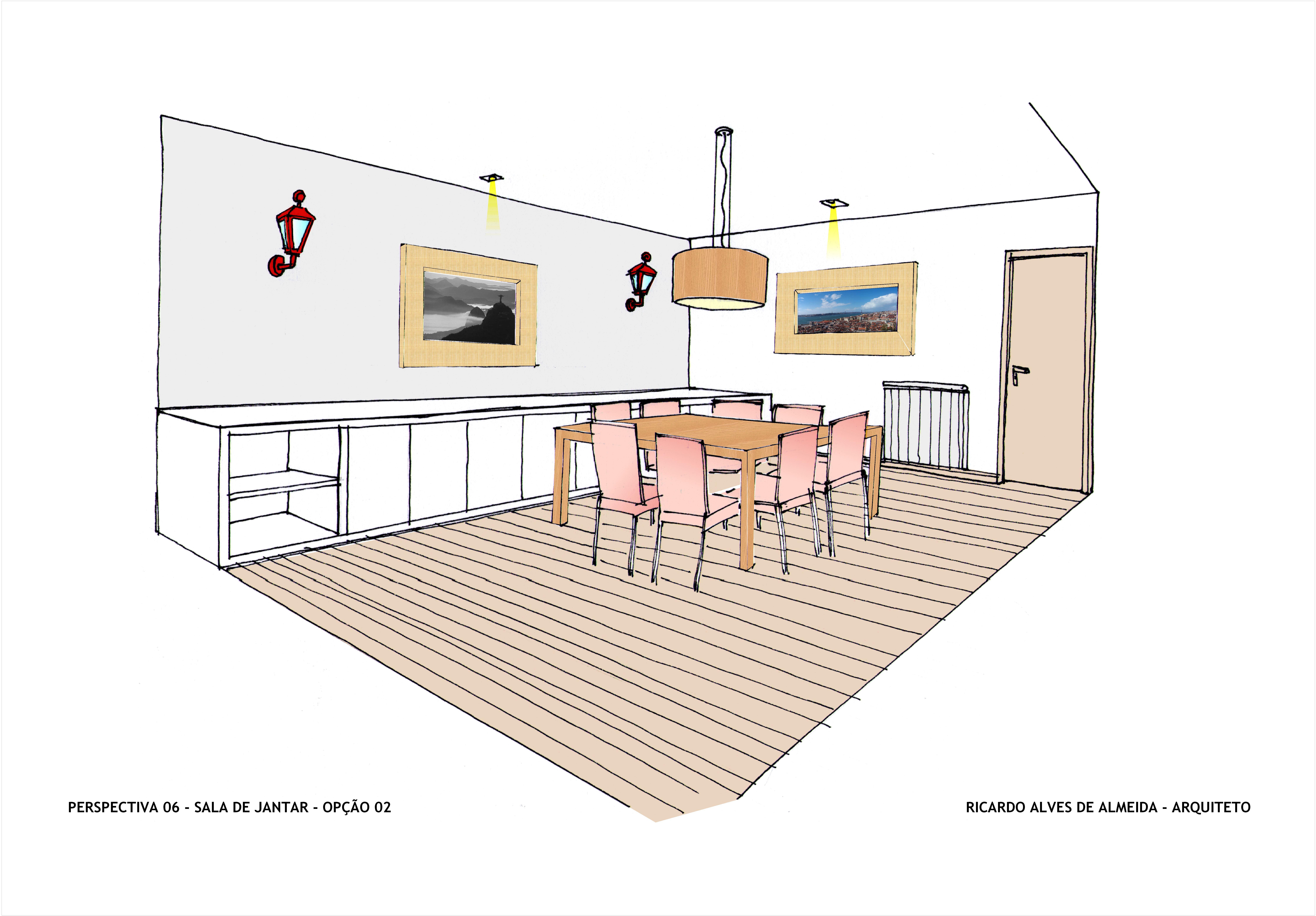 sala de jantar - opção 02